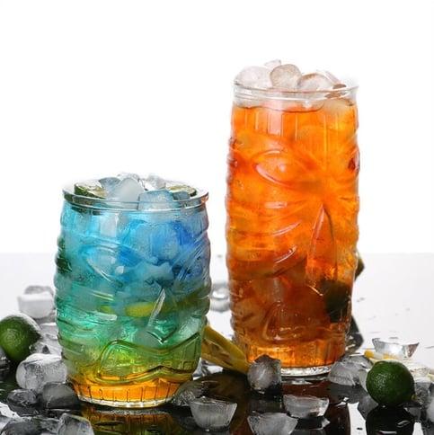16oz-20oz-Libbey-Glass-Juice-Cooktail-Tiki-Cup