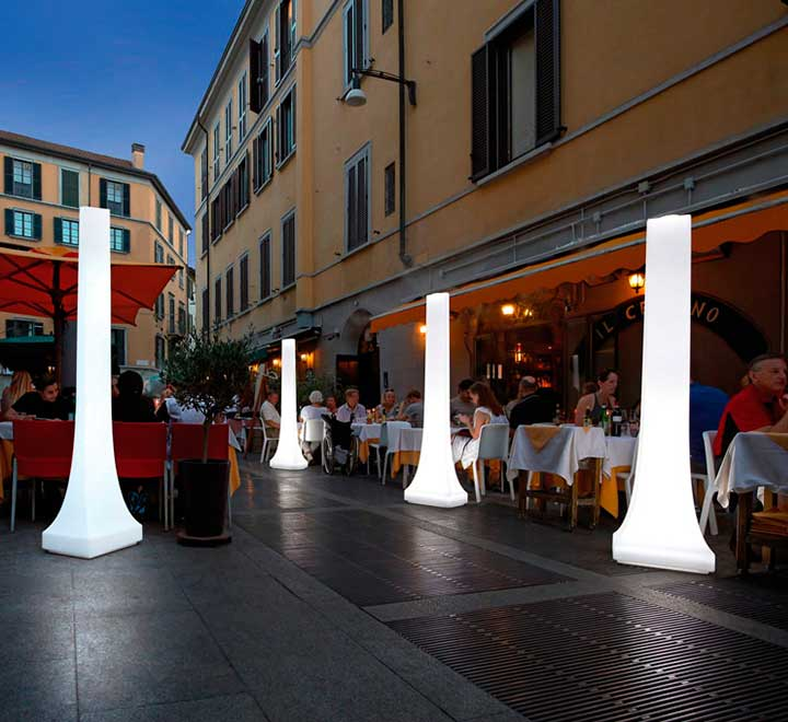 Obelisk-restaurante