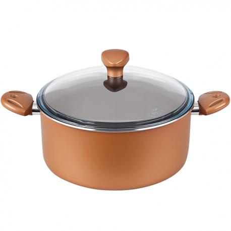 cratita-antiaderenta-cu-capac-fest-cinnamon-24-cm